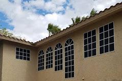 custom windows after solar screens