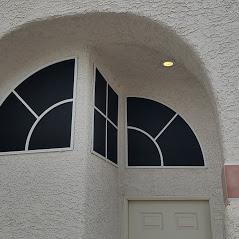 non standard size solar screen windows