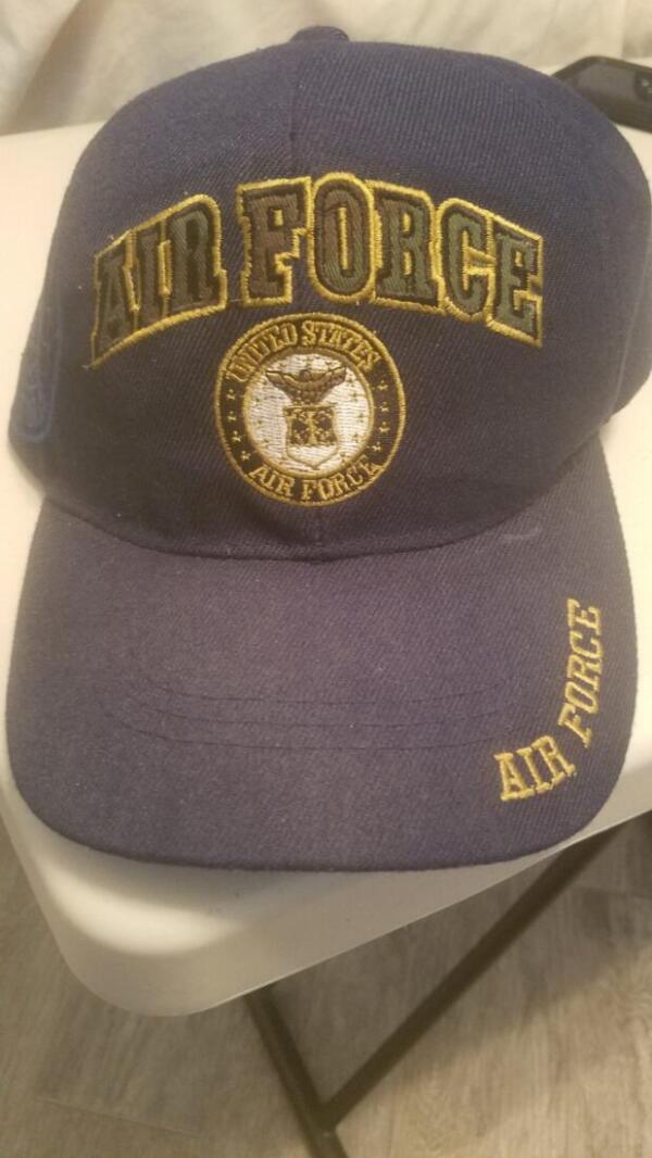Air Force ball cap
