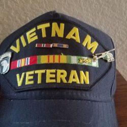 ballcap Vietnam vet