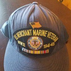 Ballcap WW2 merchant marine WW2