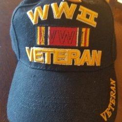 ballcap WW2 vet