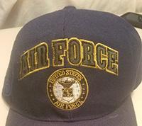 US Air Force Ballcap