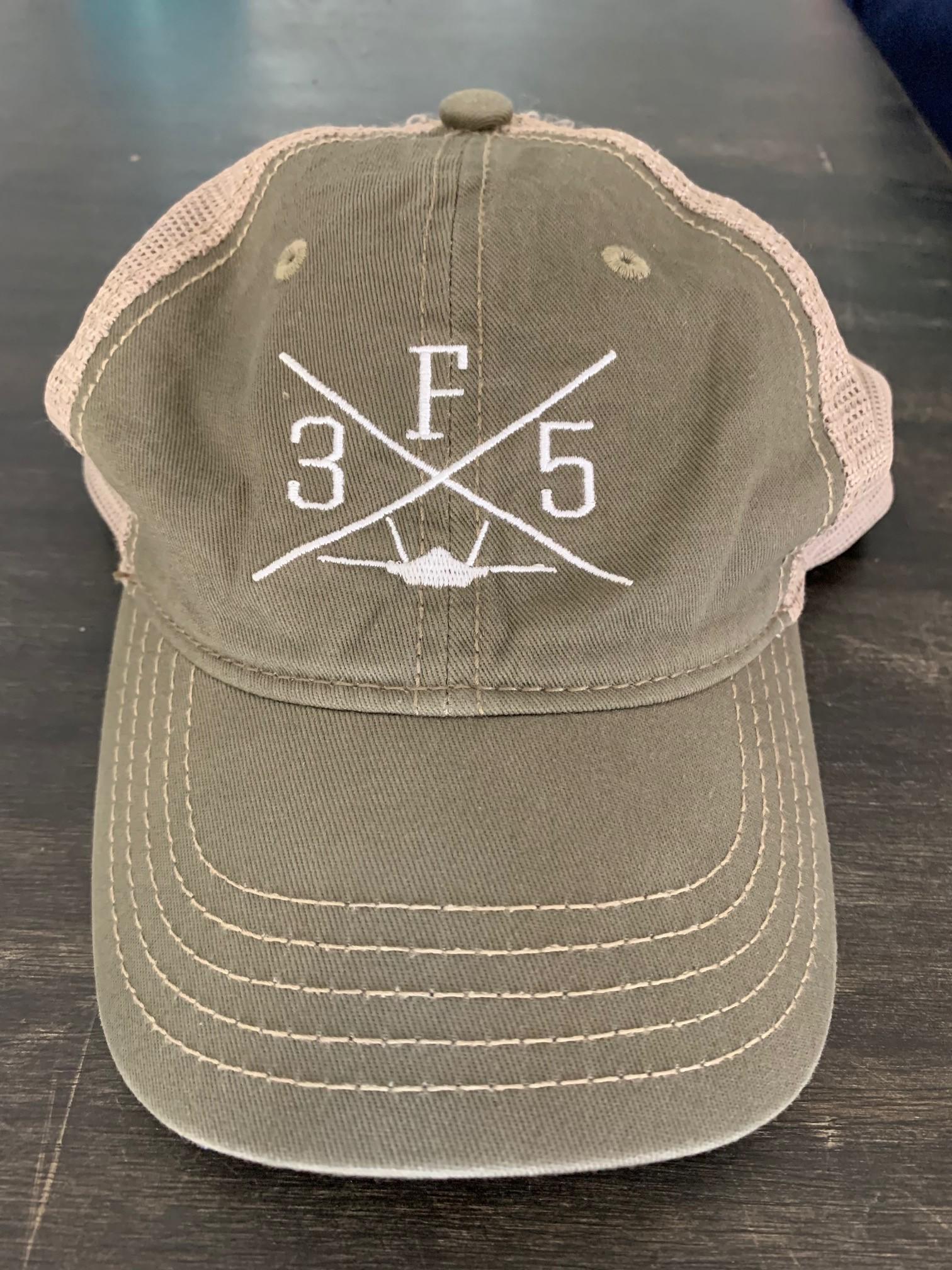 3F5 ballcap